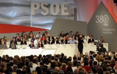 PSOE 38 Congreso. Reflexión