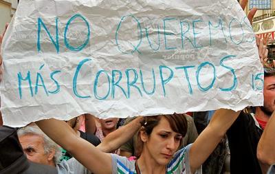 Corrupción y riesgos