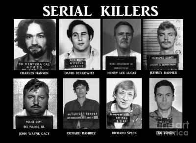 Serial Killer: matar a destajo