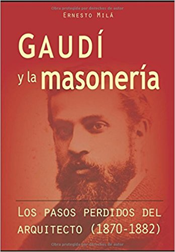 Gaudí y la masonería, en Amazon.